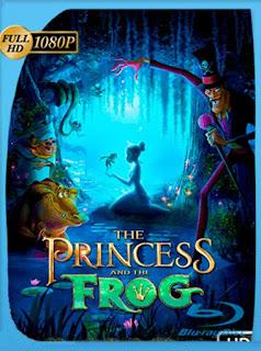 La Princesa Y El Sapo [2009] HD [1080p] Latino [GoogleDrive] SilvestreHD