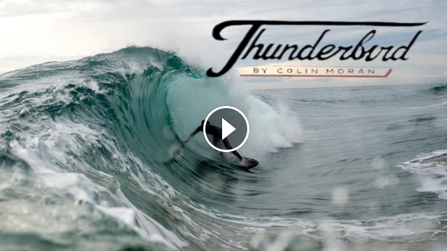 The Best Independent Surf Film You ll Watch This Week Thunderbird By Colin Moran