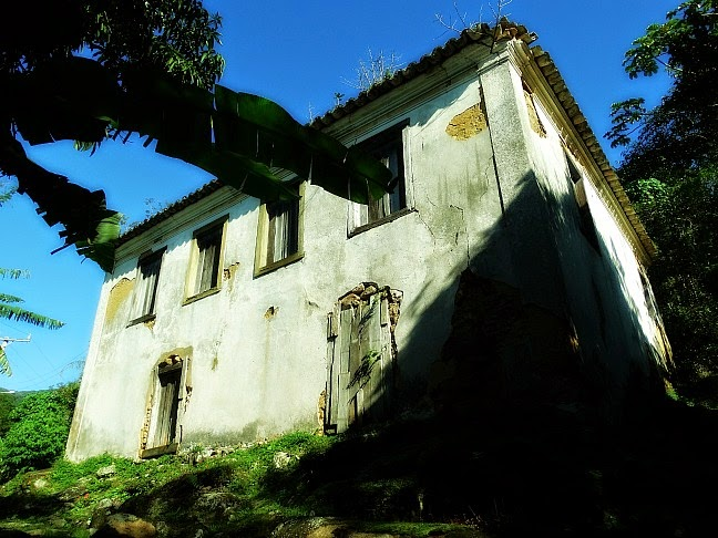 Casarão da Época dos Escravos, Costa da Lagoa, em Florianópolis