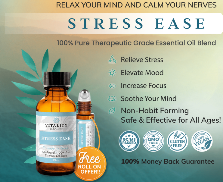 Stress Ease - Essential Oils