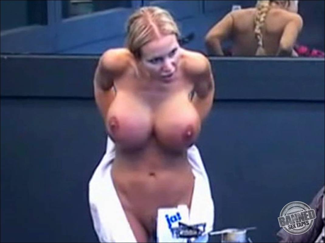 Stone leah big brother tits movie