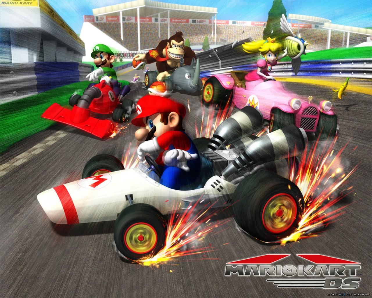 SuperPhillip Central: Top Five Kart Racing Games