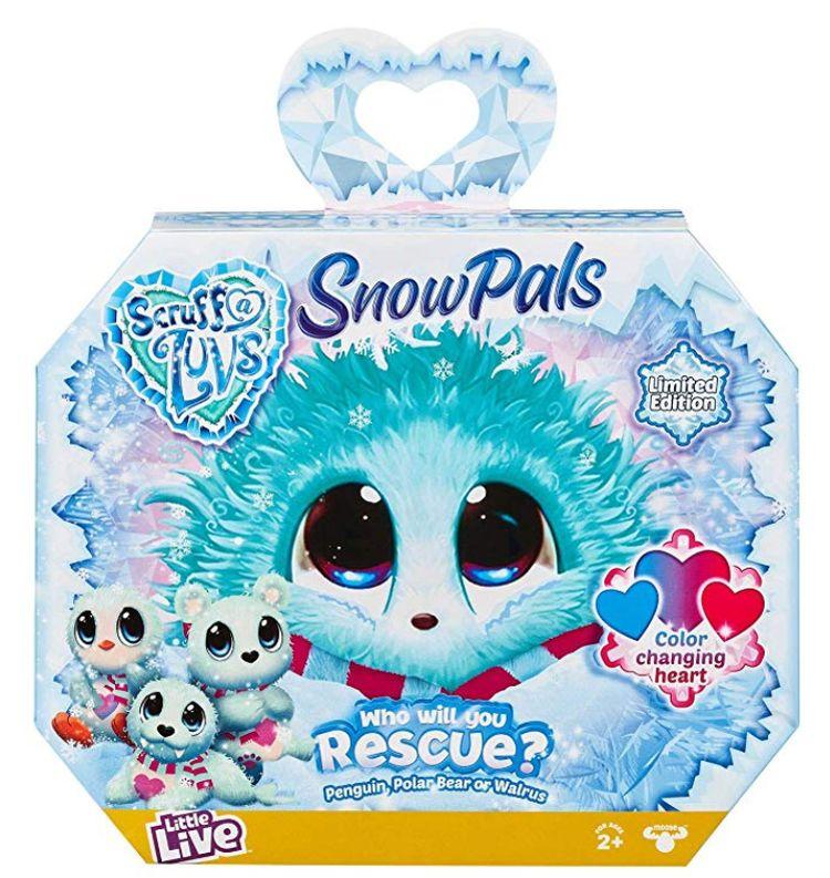 Мягкие игрушки Scruff-a-Luvs Snow Pals