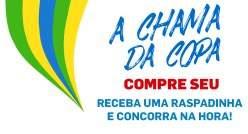Promoção Fogás 2018 A Chama da Copa Raspadinha Churrasqueira Gás
