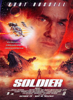 Portada película Soldier - 1998