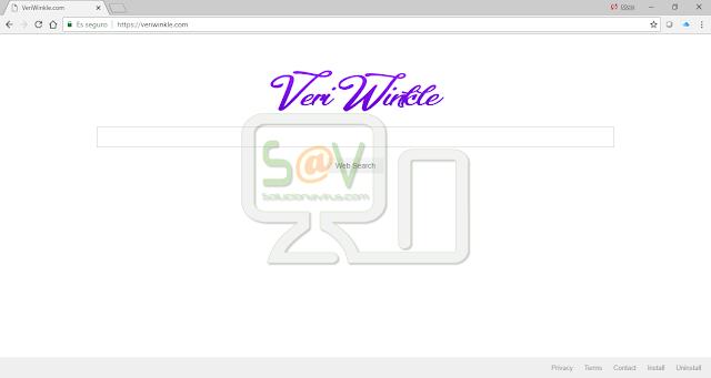 Veriwinkle.com (Hijacker)