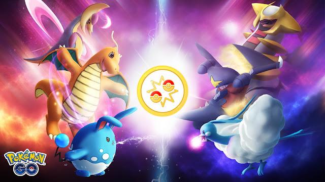 Liga de Batalha GO em Pokémon GO