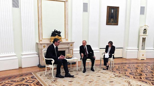 Η Ρωσία και η... διπλωματία του αναπνευστήρα στα Βαλκάνια