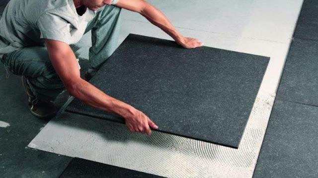 homogeneous tile