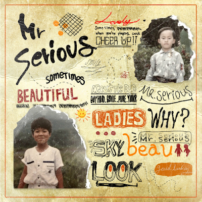 [Single] Ladies – Hey Mr. Serious