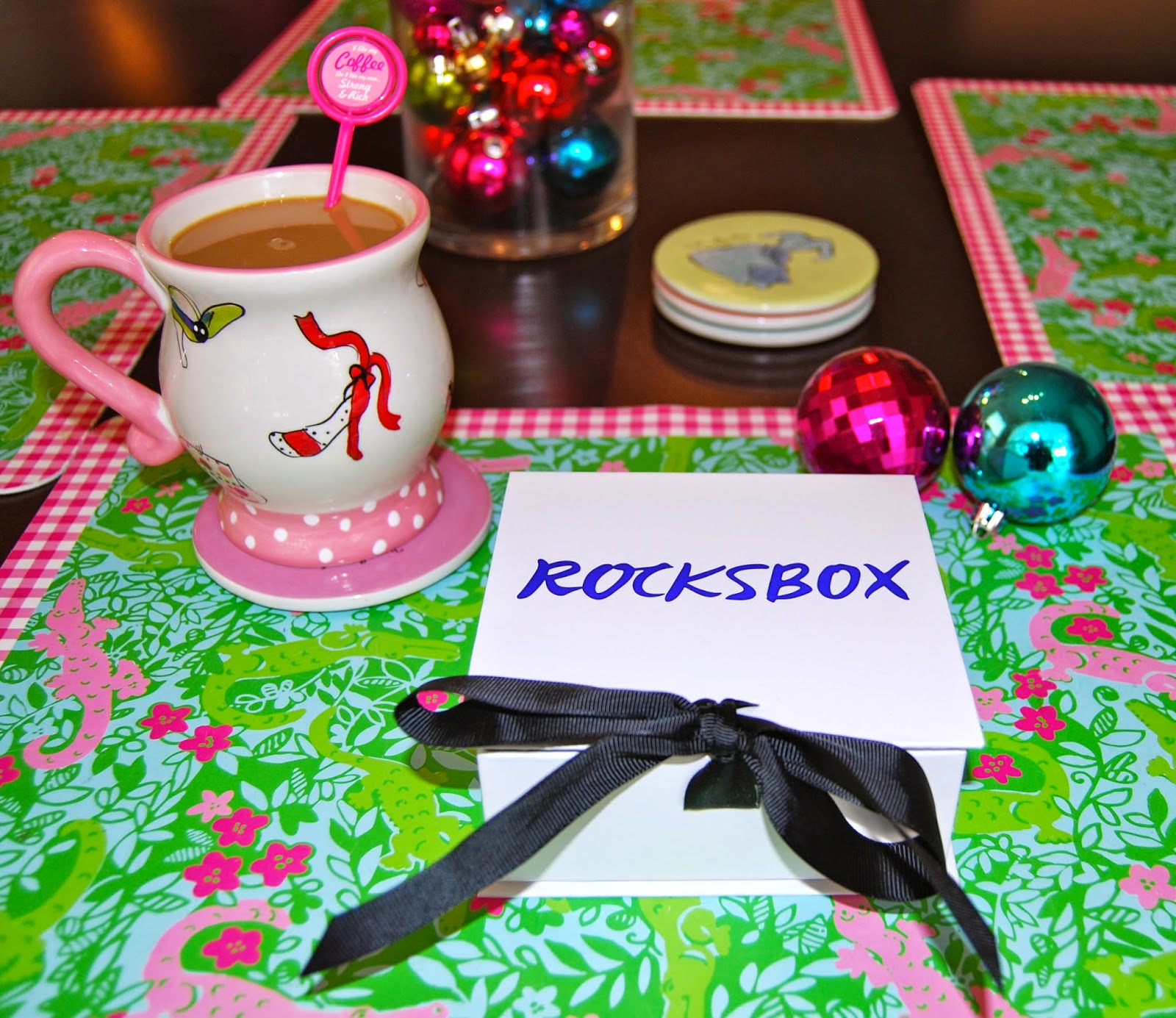 Get Your Shine on With Rocksbox