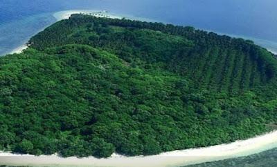 Gili Tangkong, Sekotong, Lombok Barat, NTB