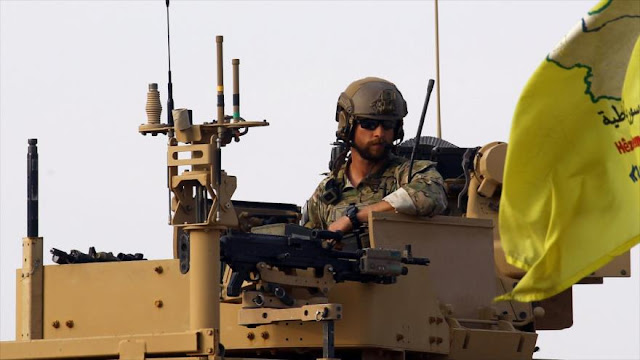 EEUU lanza otro ataque a sitios militares en frontera Irak-Siria