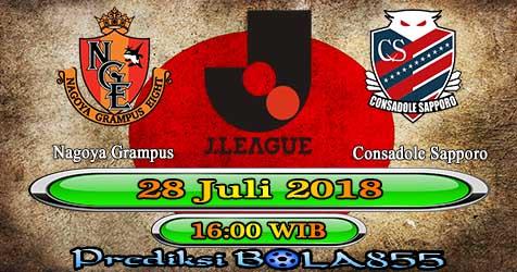 Prediksi Bola855 Nagoya vs Sapporo 28 Juli 2018