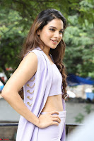 Tanya Hope in Crop top and Trousers Beautiful Pics at her Interview 13 7 2017 ~  Exclusive Celebrities Galleries 040.JPG