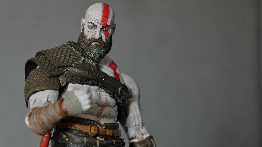 God of War PS4 just turned two years old, and Sony celebrates with fresh merch
