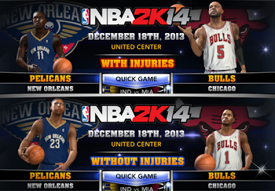 NBA 2K14 PC Ultimate Roster
