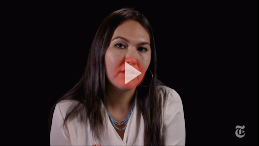 A Conversation With Native Americans on Race - Native American Women's Equal Pay Day