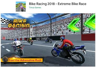 balapan motor offline
