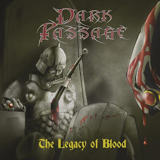 "Το τραγούδι των Dark Passage ""When I Killed The King"" από το album ""The Legacy of Blood"""