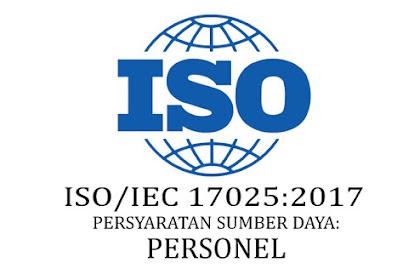 Persyaratan Sumber Daya dalam ISO IEC 17025 versi 2017