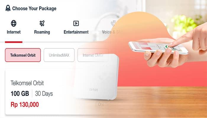 Cara Mengatasi Tidak Bisa Login ke Aplikasi My Orbit Telkomsel