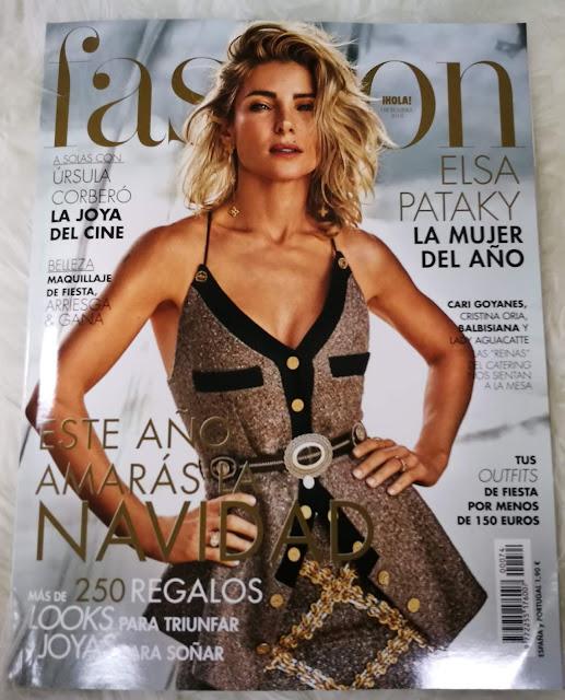 Revista Hola fashion