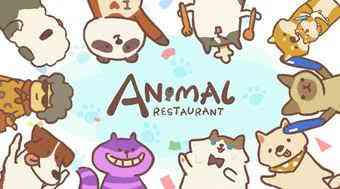 animal restauran mod apk