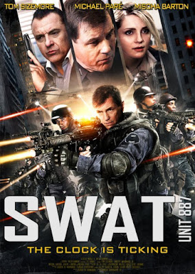 Swat Unit 887 2015 DVDCustom HD Spanish