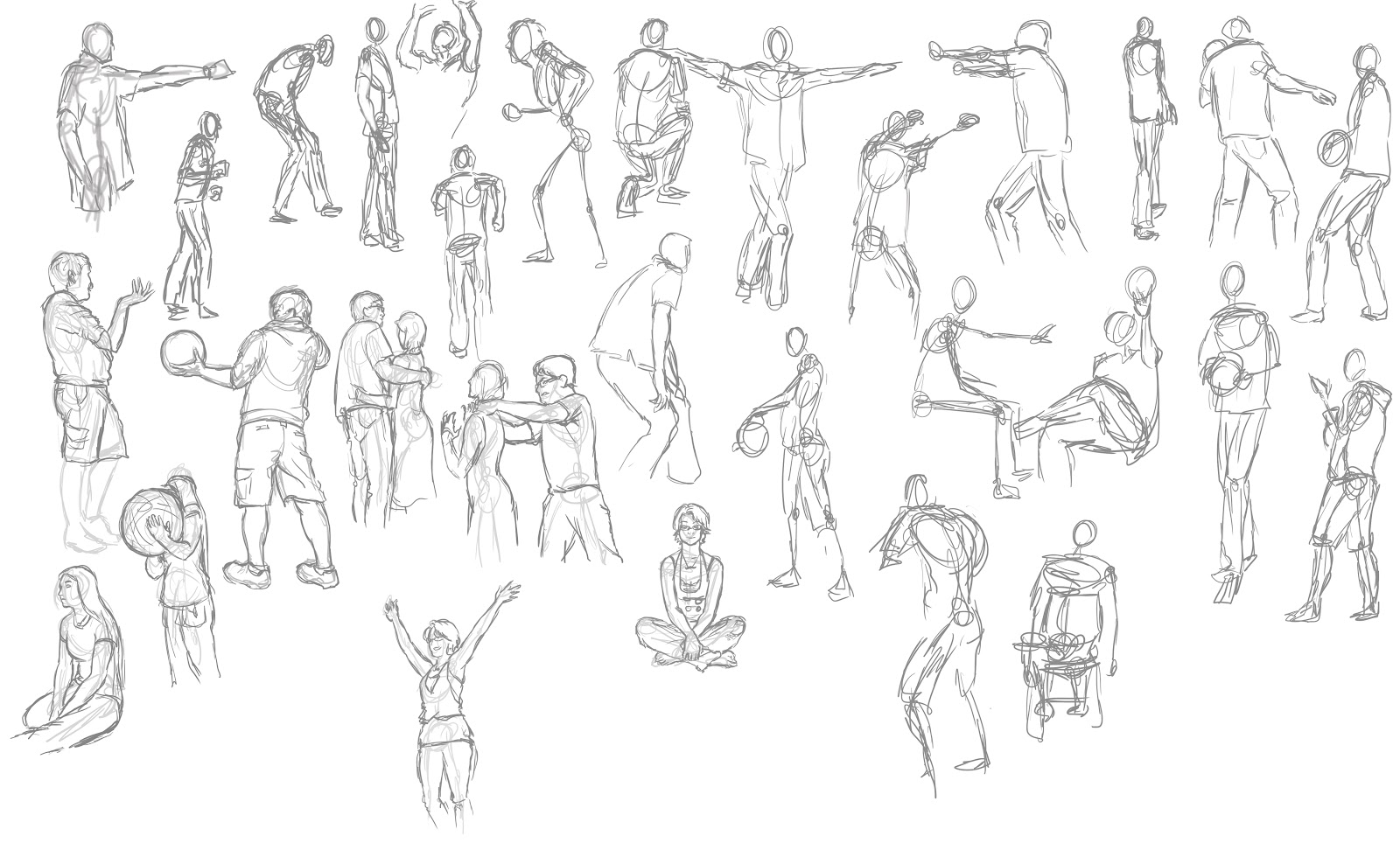Drawing for Electronic Media: Fantasy & Figure Drawing