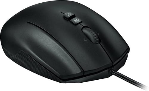 Review Logitech G600 MMO Gaming Mouse