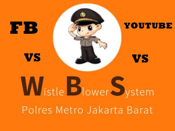 Mau pakai Aplikasi WBS atau sosial media?