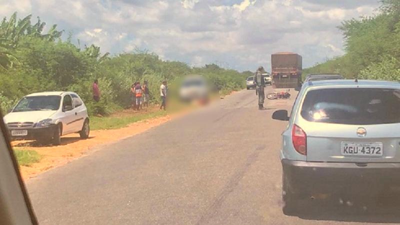 Acidente de trânsito deixa vítima fatal em Petrolina (PE) - Portal Spy Noticias