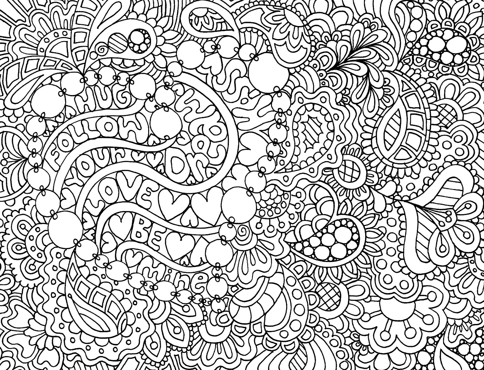 zendoodle coloring pages free | Zentangle on Pinterest | Zentangle, Doodles and Zentangle ...