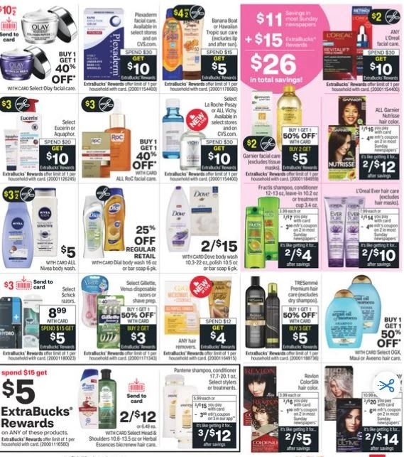 CVS Weekly Ad Preview 2/28-3/6