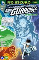 Os Novos 52! Lanterna Verde - Os Novos Guardiões #24