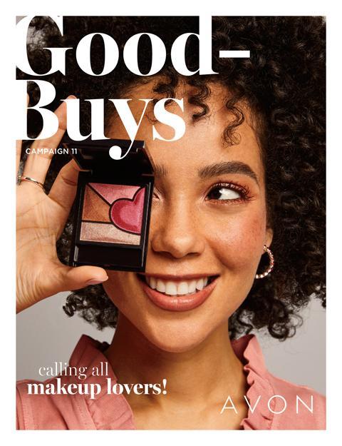 Avon Brochure Campaign 11 2021 - Good Buys!