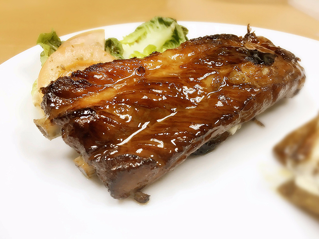World Bistro Pork Ribs