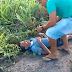ASSISTA! Pneu de moto estoura, um morre e outro fica ferido, em rodovia entre Mari e Sapé