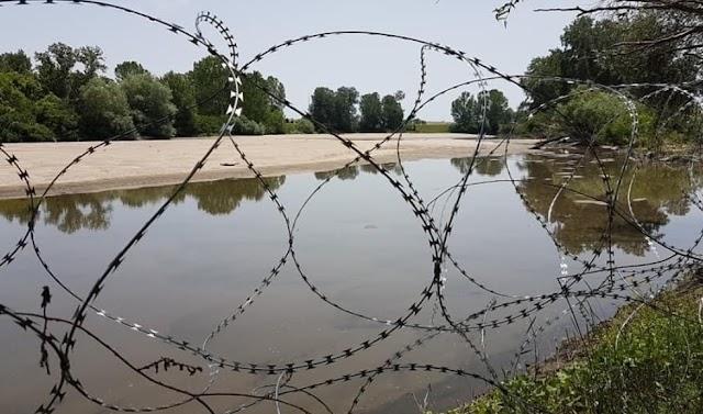 Ισχυρό μήνυμα αποτροπής: «Φρούριο» ο Έβρος-Απροσπέλαστο το ποτάμι-Στην τελική ευθεία όλα τα έργα (ΦΩΤΟ)