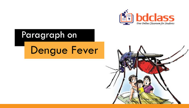 dengue-fever-paragaph-for-hsc
