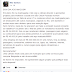 """""""Não vejo a câmara discutir e apresentar projetos para melhorar a saúde em São Chico"""" diz Nilo Santos"""