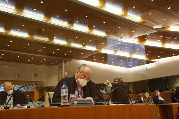 محكمة العدل الأوروبية : محامي الجبهة يؤكد مجددا أن حجج الطرف المدعى عليه والداعمين له لشرعنة ''إتفاق صيد'' في حد ذاتها جريمة ضد الشعب الصحراوي.