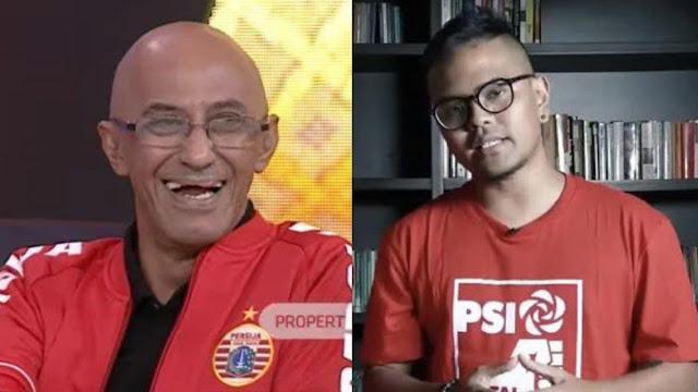 Coki Pardede Ditangkap, Geisz Chalifah: Mampus Aja Luh!