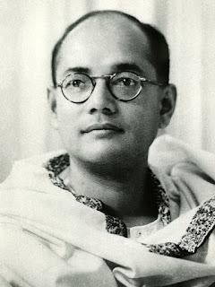 Subhash Chandra Bose - established azad hind fauz of India
