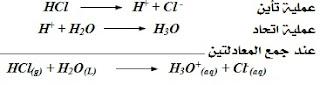 كيفية تكوين الماء المقطر
