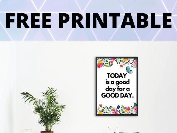 Spring Theme Printable