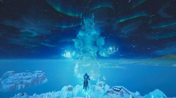 حدث عاصفة الجليد على لعبة Fortnite يحط الرحال و فعاليات رائعة في الموعد