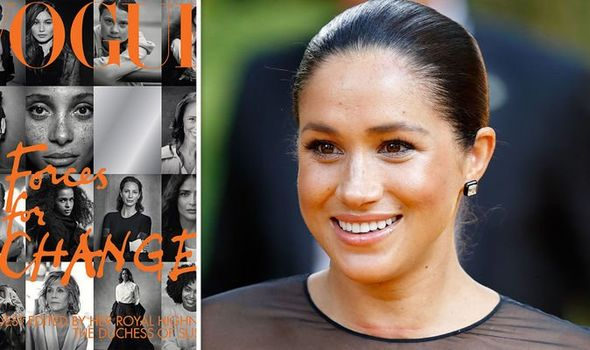 British Vogue's 'Forces for Change' edition which was guest-edited by the Duchess of Sussex, won the Diversity Initiative of the Year at the 2020 Professional Publishers Association (PPA) Awards 2020.