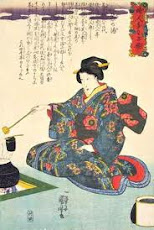 A arte Zen na Cerimônia do chá